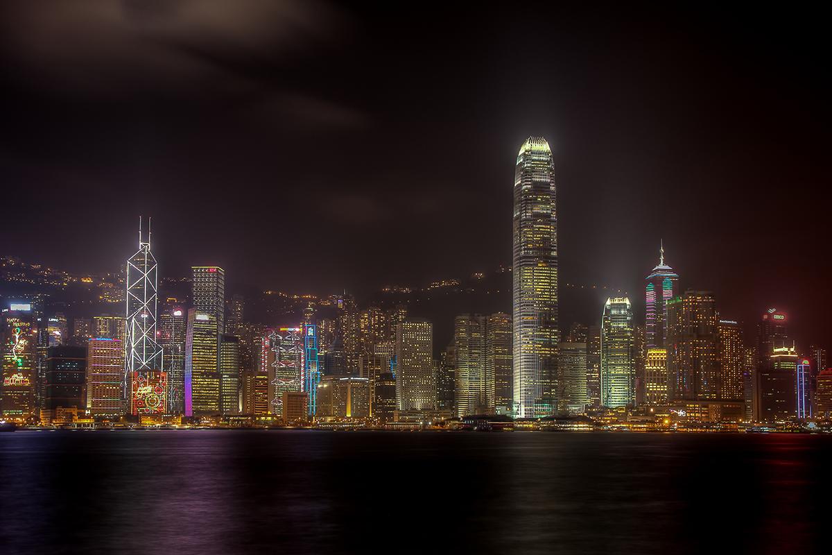 Hongkong Island View