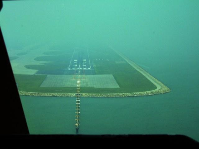 Hongkong Landing