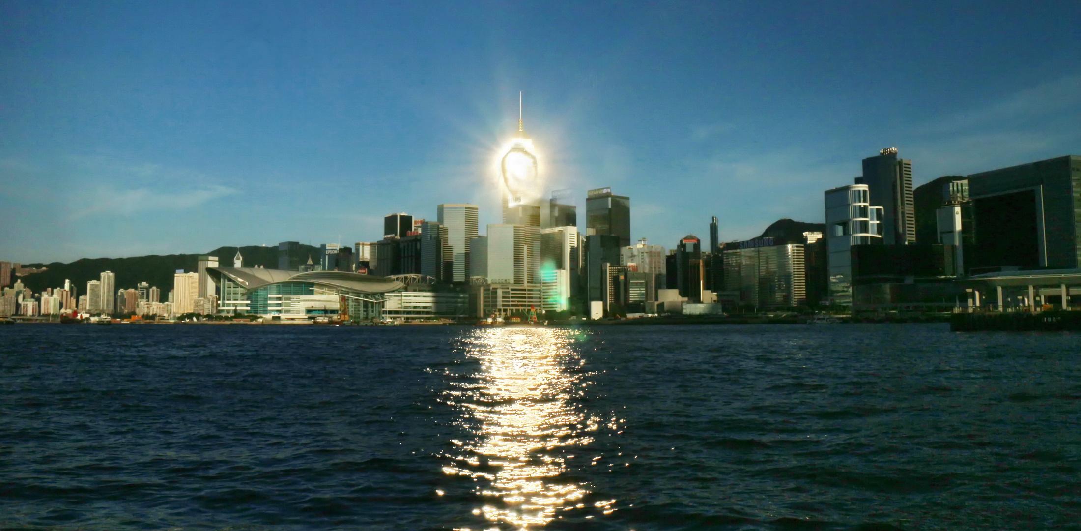 Hongkong lighthouse