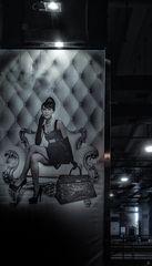hongkong night advertising