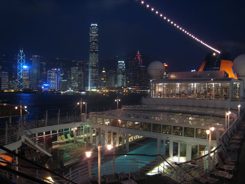 Hongkong Nights