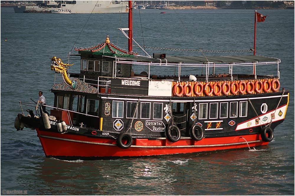 Hongkong - Oriental Dragon