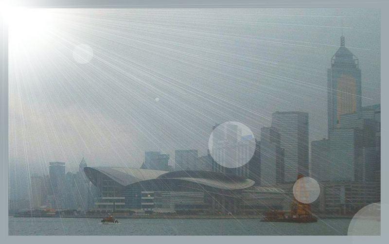 HongKong - The Fog