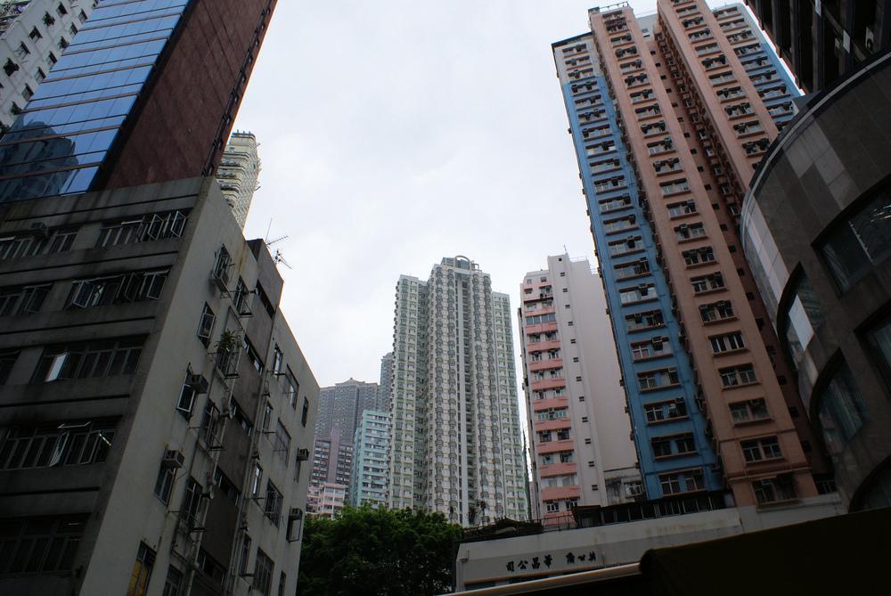 Hongkong und seine Hochhäuser ... unglaublich