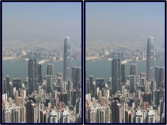 Hongkong Victoria peak 02