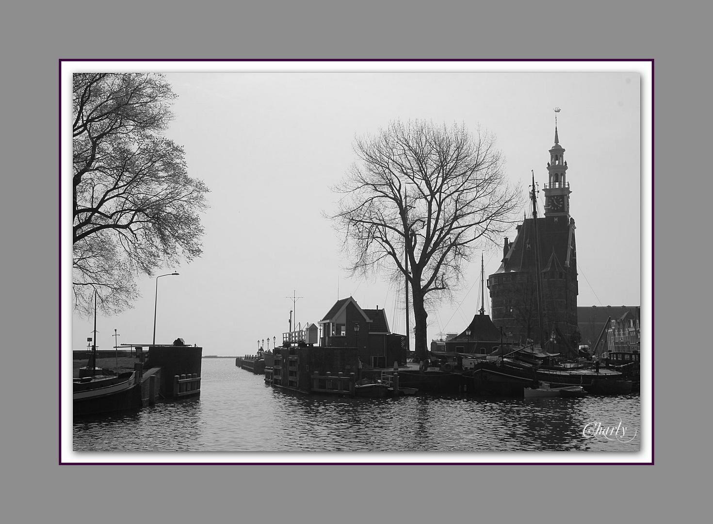 ............hoorn / marker meer / holland..........