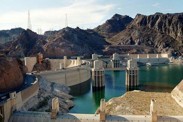 Hoover Dam - mal von der anderen Seite