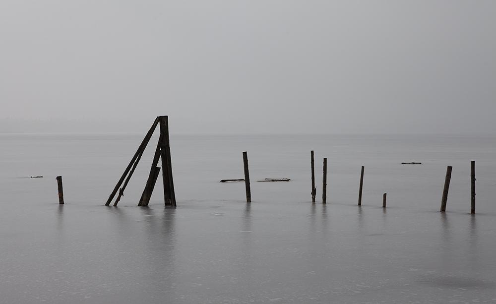 Hopfensee im Nebel...