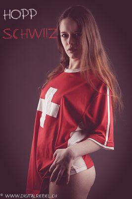 Hopp Schwiiz - WM 2014