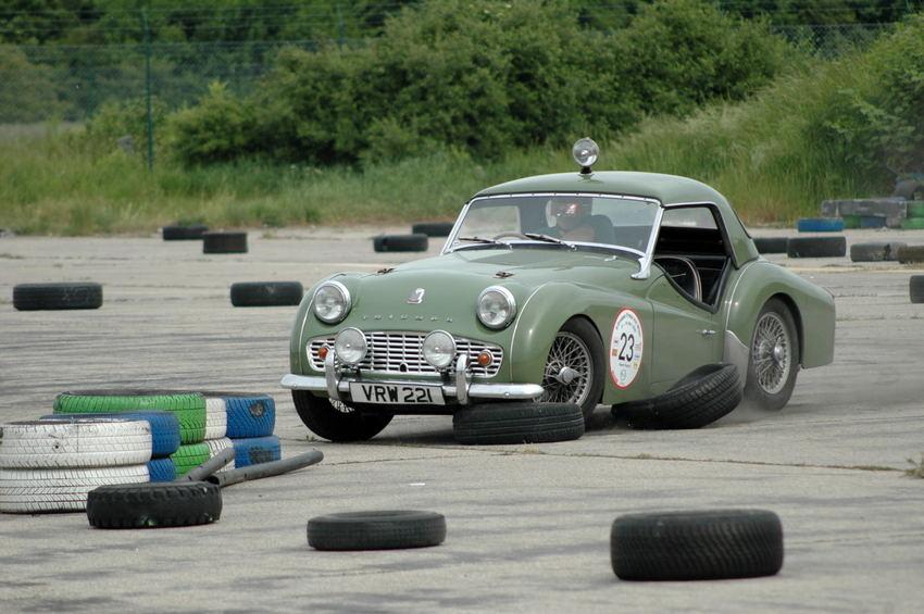 hoppala, ein Reifen