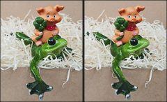 hoppe hoppe Schweinchen (3D)