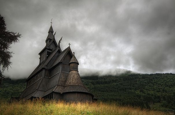 Hopperstad Stabkirche