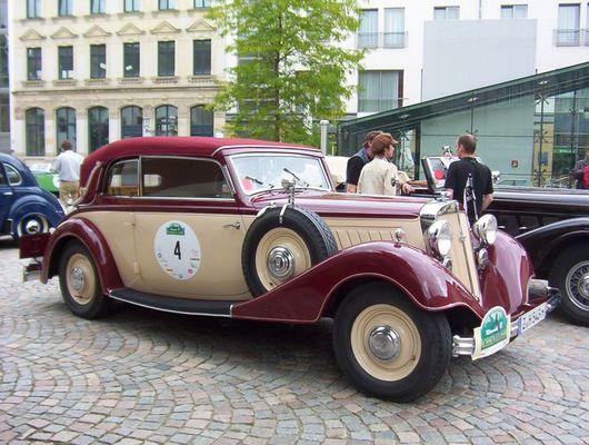 Horch 830 Sport-Cabriolet