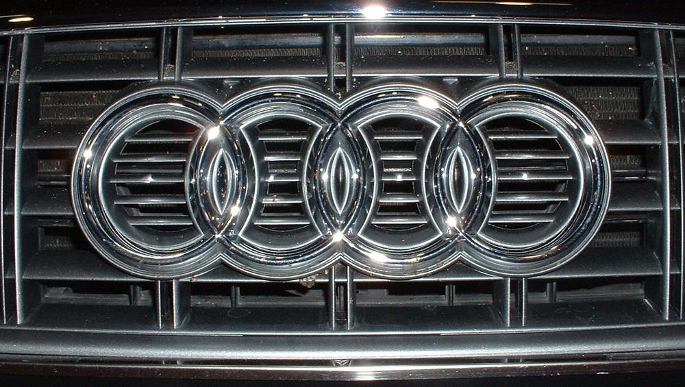 Horch, da fährt ein Audi....