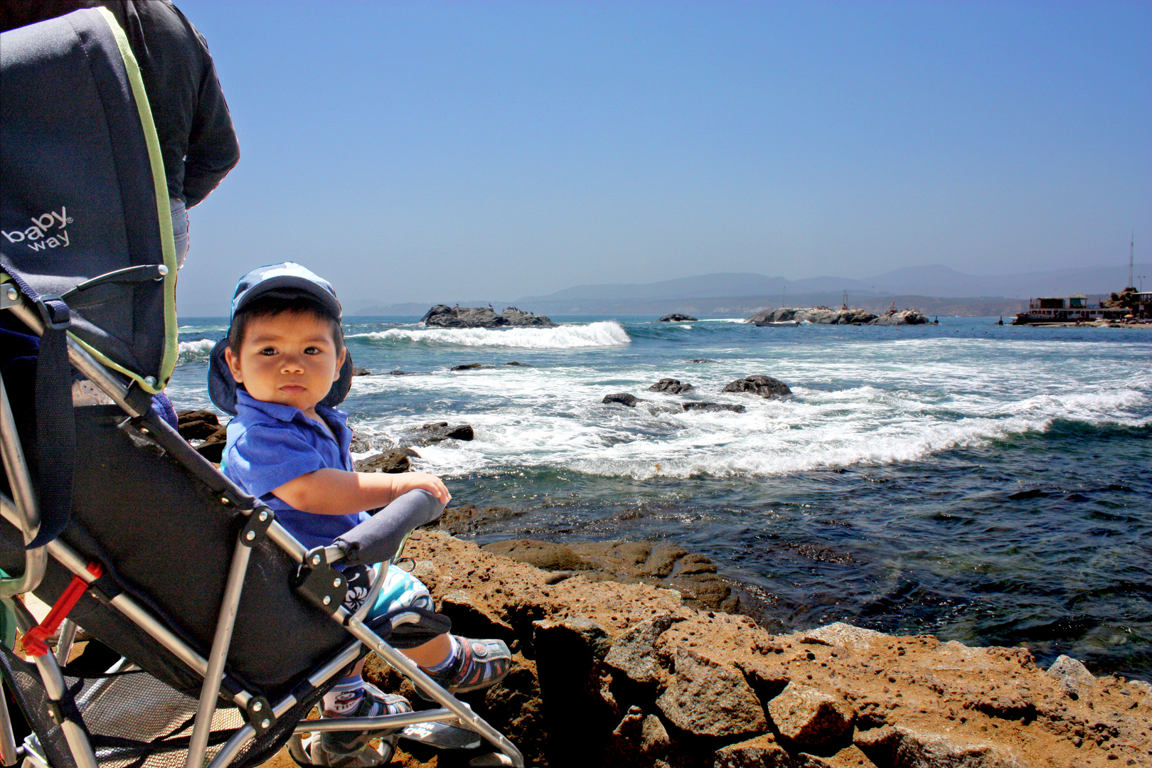 Horcón para niños viajeros