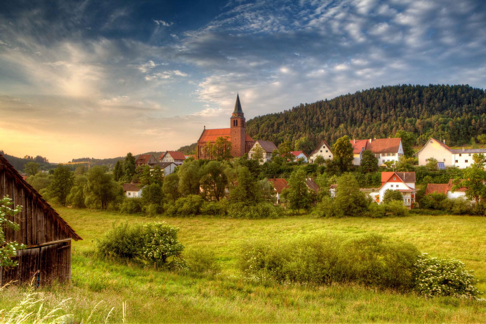 Horgen bei Niedereschach/Schwarzwald