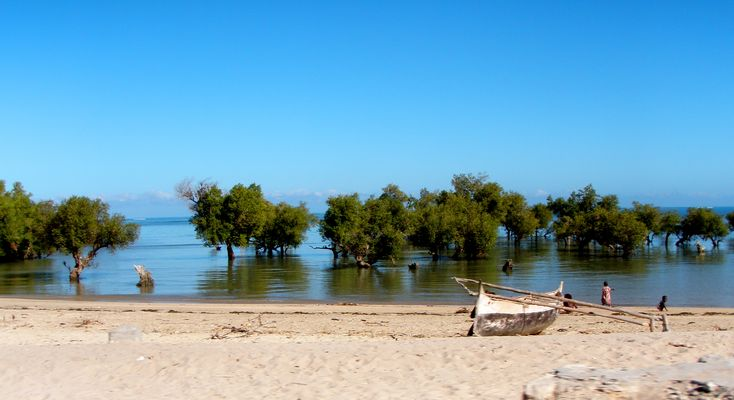 Horizon de Madagascar