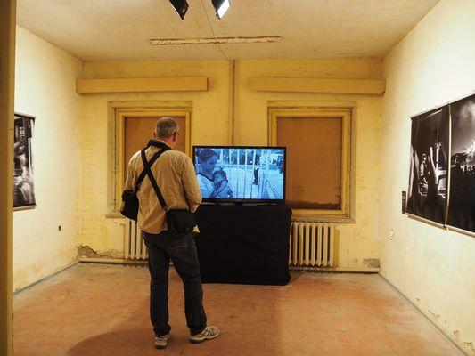 Horizonte Zingst  Ausstellung: Exodus, Menschen auf der Flucht