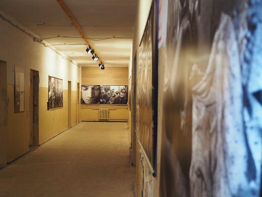 Horizonte  Zingst  Ausstellung: Menschen auf der Flucht