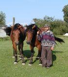 Horka und seine Pferde