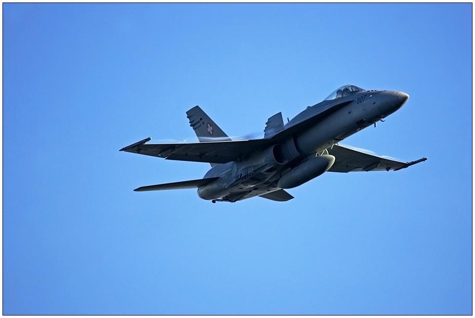 Hornet FA-18 A