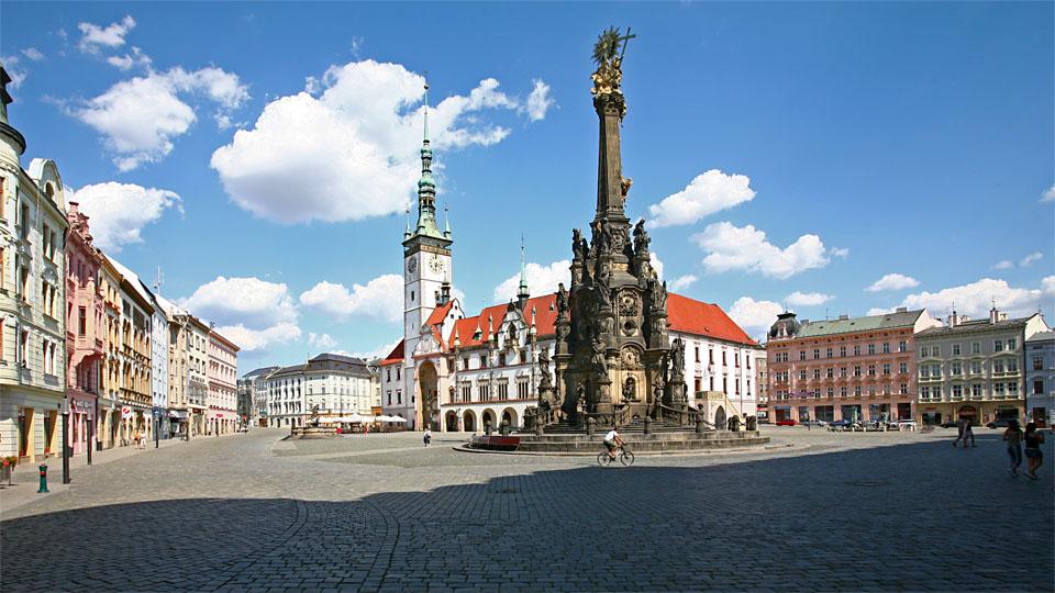 Horní Nám / Upper Square II, Olomouc / CZ