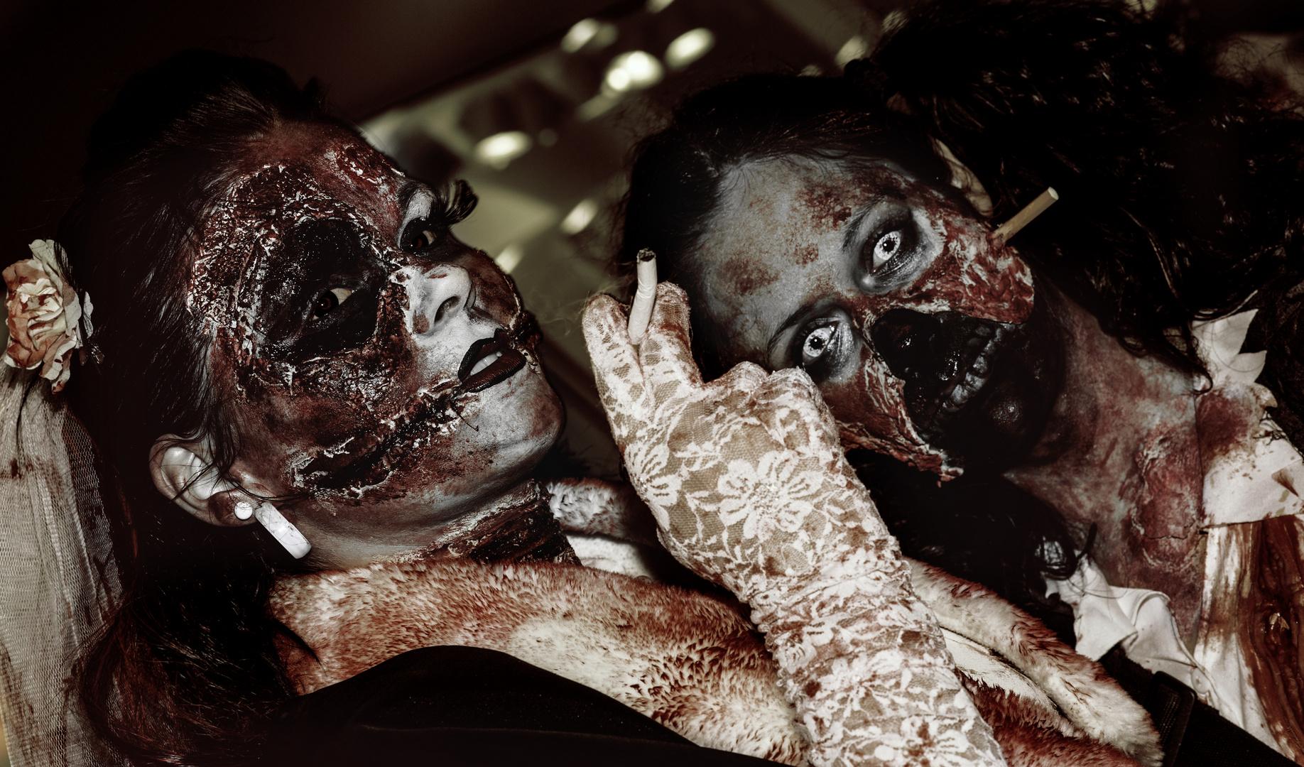 Horrorladys ...