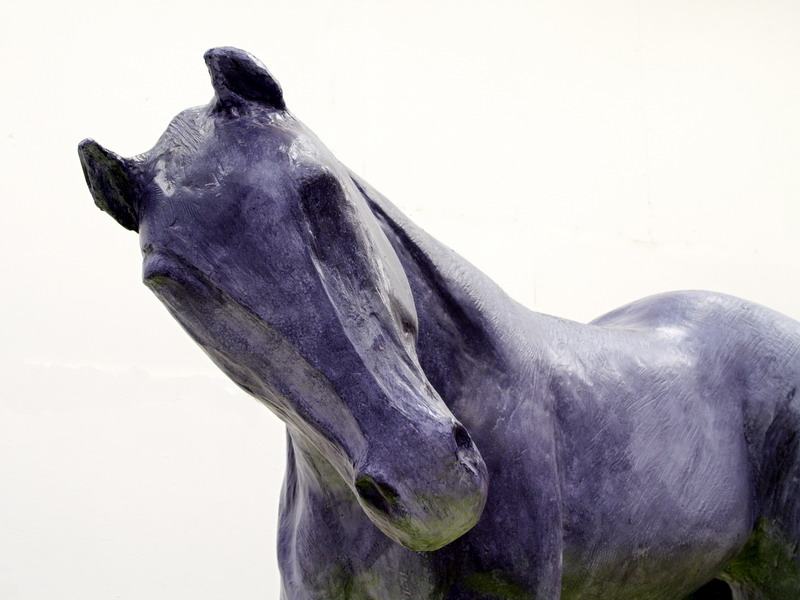 Horse Sculpture 4 (artwork by a friend)