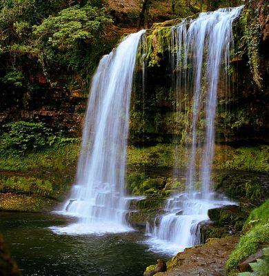 Horse Shoe Waterfall