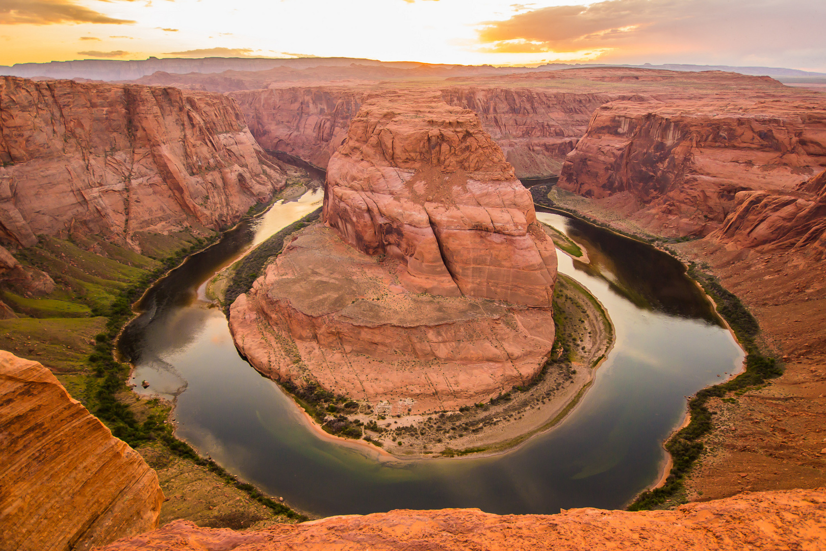 Horseshoe Bend April 2014