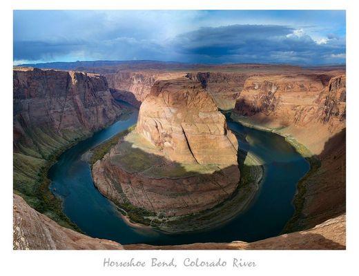 HorseShoe Bend, Colorado River
