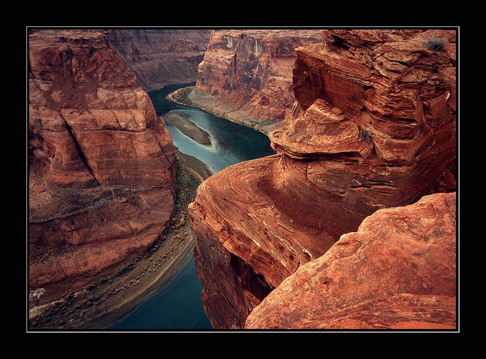 Horseshoe Bend mal anders