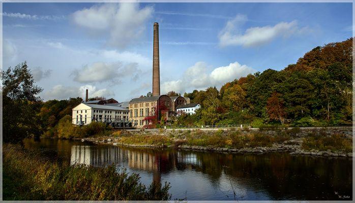 Horster Mühle am Ruhrstrom