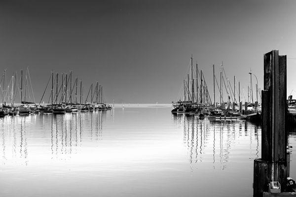 Horumersiel-Hafen