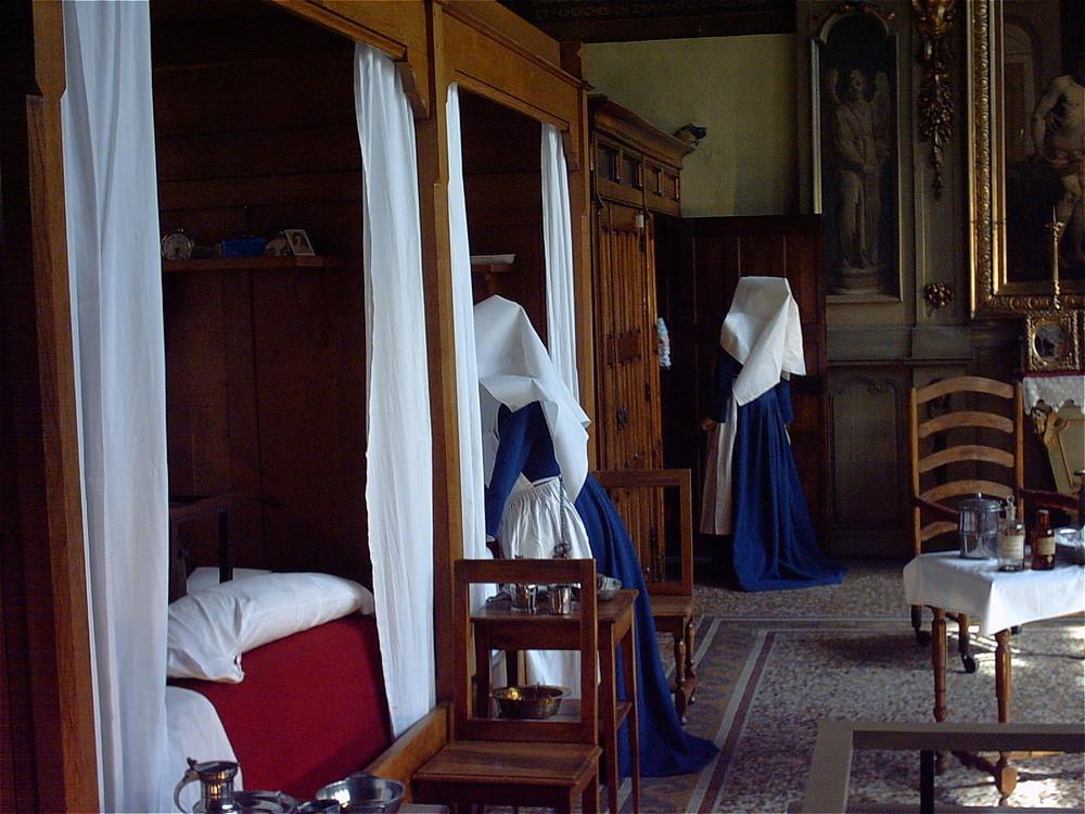 Hospiz im Mittelalter