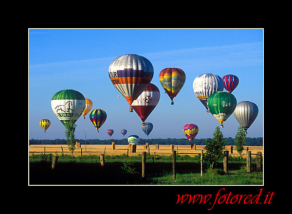 Hot Air Ballons:Mongolfiere:Ballons:Mongolfiera