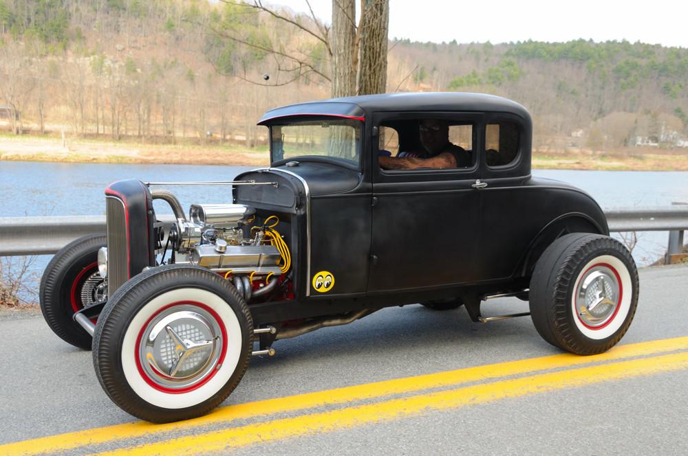 Hot Car sur les bords de la Delaware