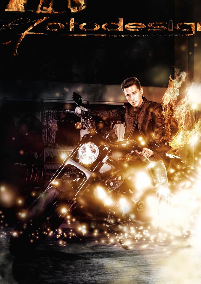 Hot Harley