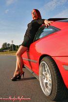 Hot heels vs. hot wheels