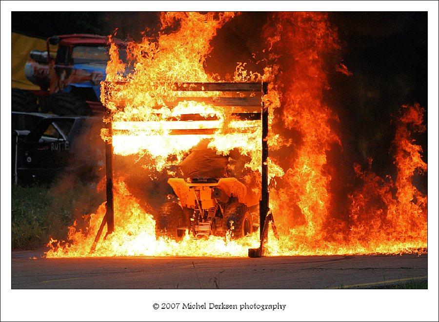 Hot inferno