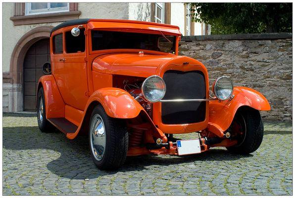 Hot Rod Weilburg 2007