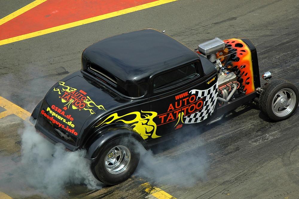 Hot Wheels...