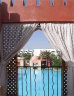 Hotel Agadir 5 - Près de la piscine - Nahe dem Schwimmbad