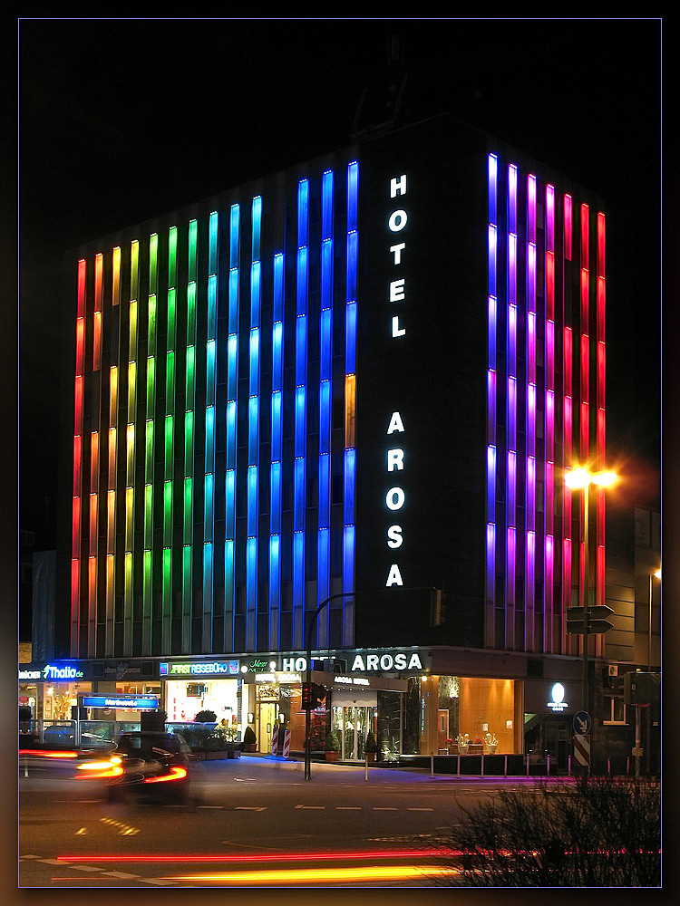 Hotel Arosa II