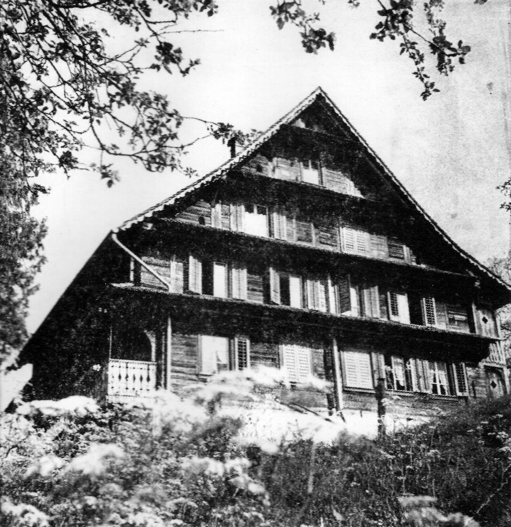 Hotel Bahnhof Immensee