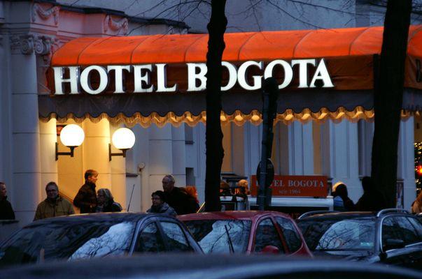 Hotel Bogota in Berlin