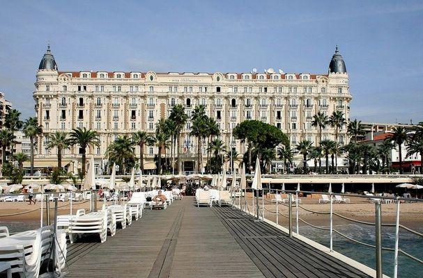 Hotel Carlton à Cannes