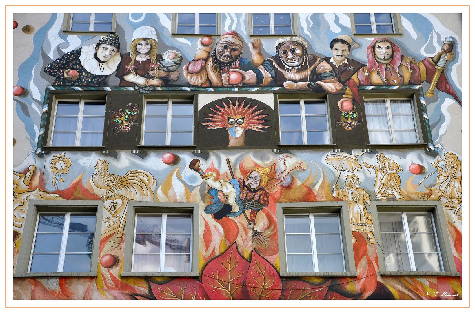 Hôtel carnavalesque
