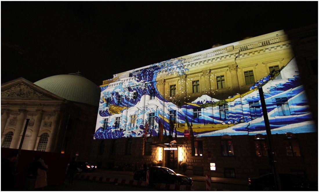 Hotel de Rome - Festival of Lights 2013