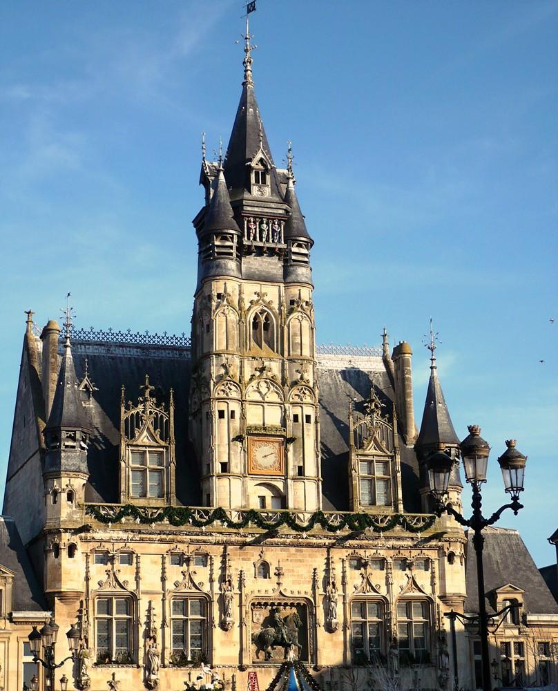Hôtel de ville à Compiègne